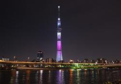 Tokyo Skytree!