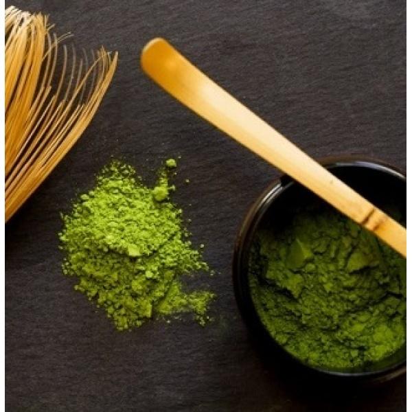 Photo1: [OEM] Organic Japanese Genuine Matcha Green Tea Powder